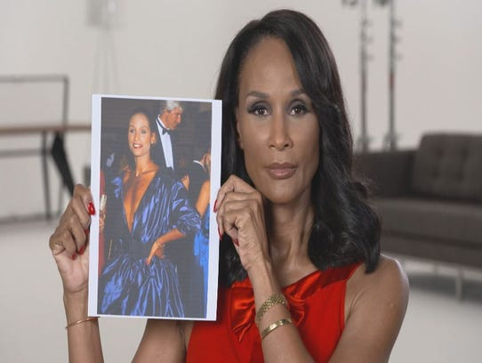 Former model Beverly Johnson, Cosby accuser interviewed