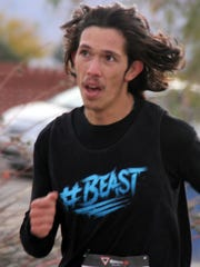 Xavier De La Torre was the first male finisher in the