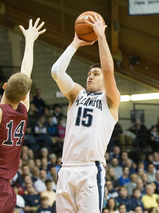 NCAA Basketball: Pennsylvania at Villanova