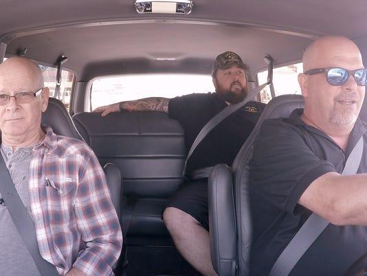 Pawn Stars test drive