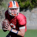 UTEP quarterback Ryan Metz will lead the Miners against UTSA on Saturday at the Sun Bowl.