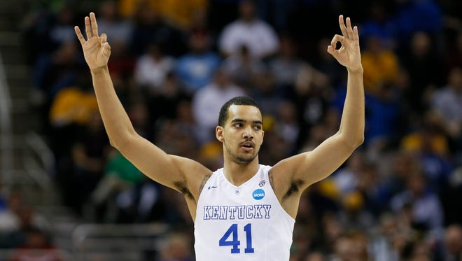 How high will Trey Lyles go in the NBA draft?