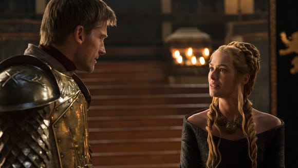 A rape scene in Season 4 of 'Game of Thrones' caused