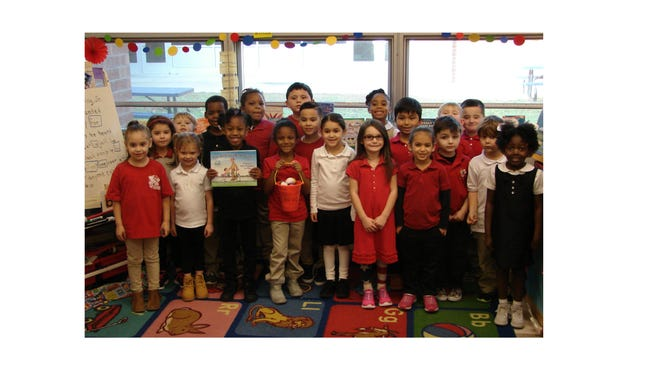 """Petway Elementary School's monthly character education assembly featured a unique twist this month as students and staff participated in the """"Acceptance Games,""""  a school-wide activity created to open up dialogue on issues of intolerance, teasing and bullying."""