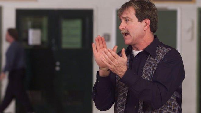 2000: Coach Jeff Jasper or Jeff Foxworthy?