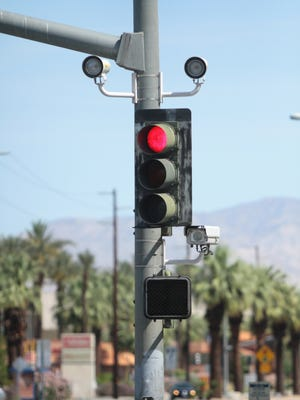 Coachella is working to synchronize its traffic lights in order to improve traffic flow and increase air quality levels.