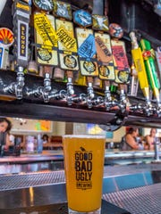 Good Bad Ugly Brewing Co. will open Oct. 26 at Tavern + Bowl in Glendale.