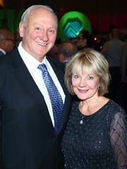 BGC of CV Board of Director Mark and wife JoAnn Nickerson