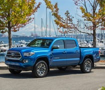 The recall covers certain Tacoma trucks from the 2...