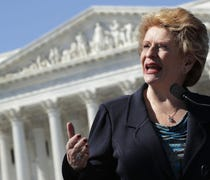 Sen. Debbie Stabenow wants to know why the EPA dis...