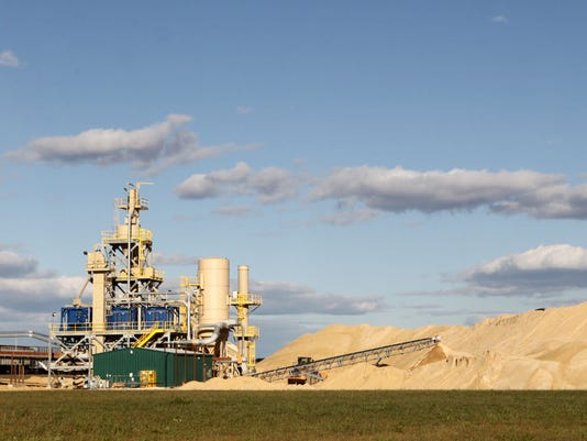 Completion Industrial Minerals