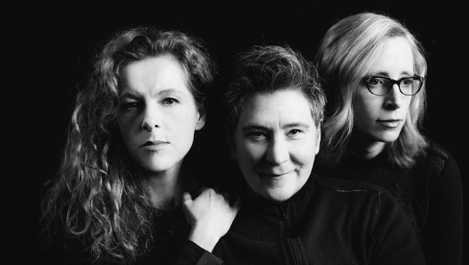 Case/lang/Veirs (Neiko Case/k.d.lang/Laura Veirs) are