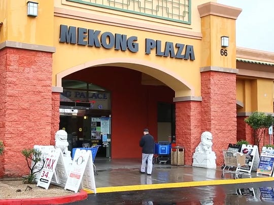Mekong Plaza developed into a center filled with restaurants, nail salons, insurance agents and gift shops where families can pick up groceries, do some shopping and stay for lunch or dinner.