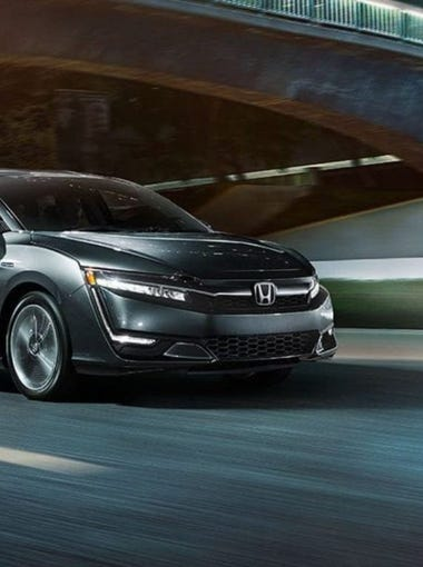 Honda ClarityAvg. days on lot: 13.22017 sales: 2,4552016 sales: 8Starting at: $33,400Honda could barely keep its new Clarity on the lot in 2017. After selling just a handful at the end of 2016 -- when the new model was introduced -- Claritys stayed on dealers' lots less than two weeks on average before being sold. A low supply may have contributed to the high demand, as only a dozen Honda dealerships carry the car, which comes in electric, fuel cell, or hybrid.