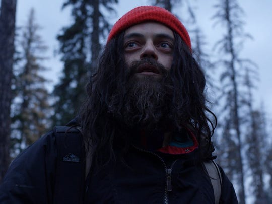 "Meet a vagrant (Rami Malek) and learn how he got that way in ""Buster's Mal Heart."""