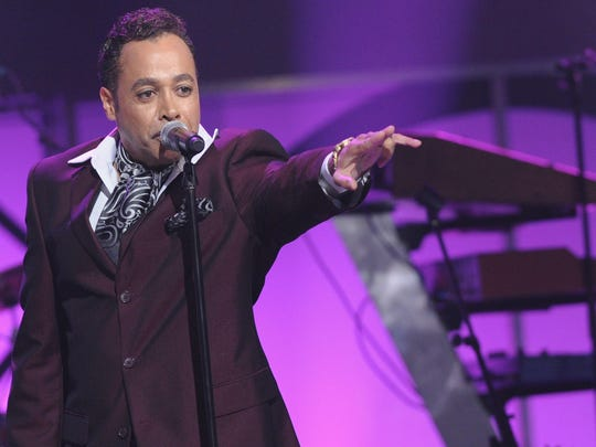 Morris Day prefers to be paid in cash before he performs.