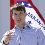 Democratic U.S. Senate hopeful Conner Eldridge says that he supports a proposal by Democratic Sen. Dianne Feinstein that would have let the federal government block many gun sales to known or suspected terrorists.