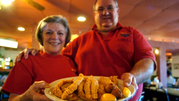 This 2009 Advertiser file photo shows Wendy and Jim