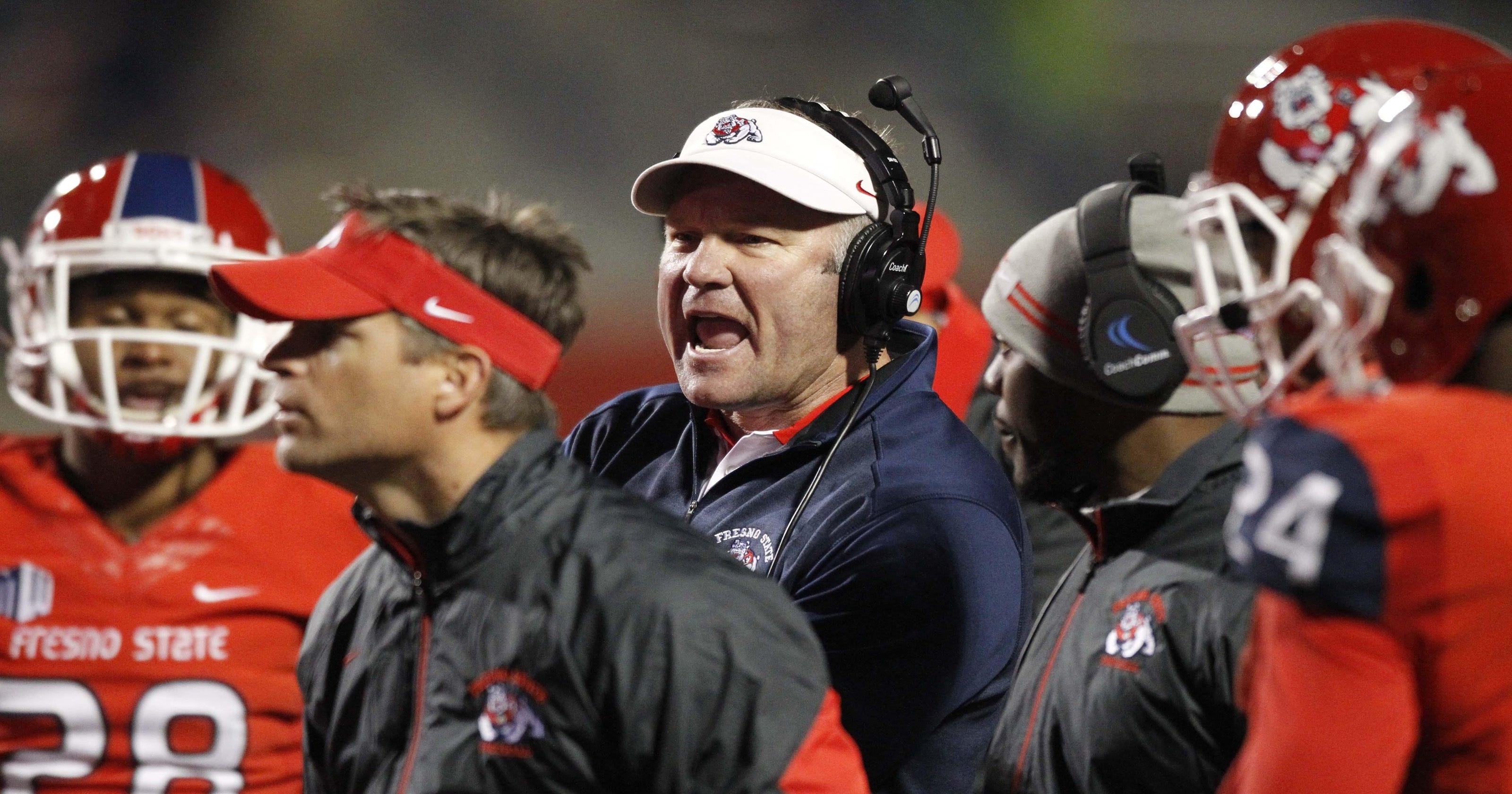 Fresno State Football: Q&A with coach DeRuyter