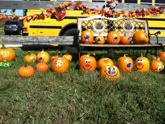 Cates Farm features a number activities for families.