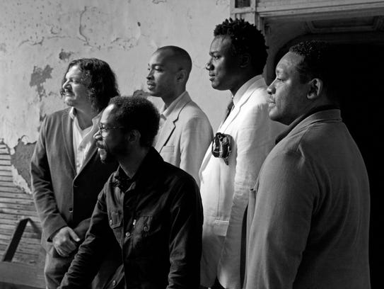 Brian Blade and the Fellowship Band will perform at