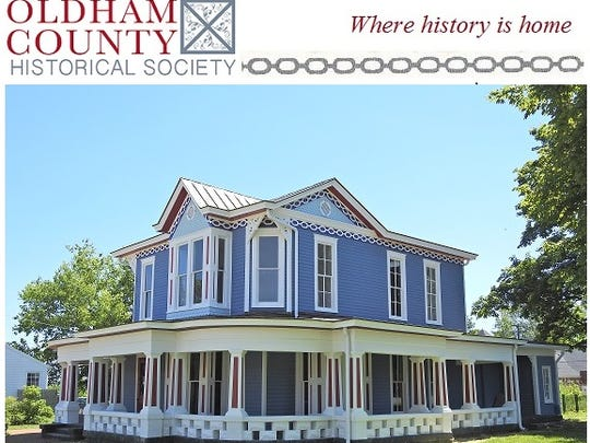 The Peyton Samuel Head Family Museum is featured on the first in a series of commemorative envelopes being issued by the Oldham County Historical Society.