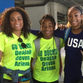Olympian Deajah Stevens returns home with golden memories