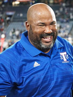 Coach Rod Reed's Tennessee State football team is ranked 24th in the first FCS Coaches' Poll of the season.