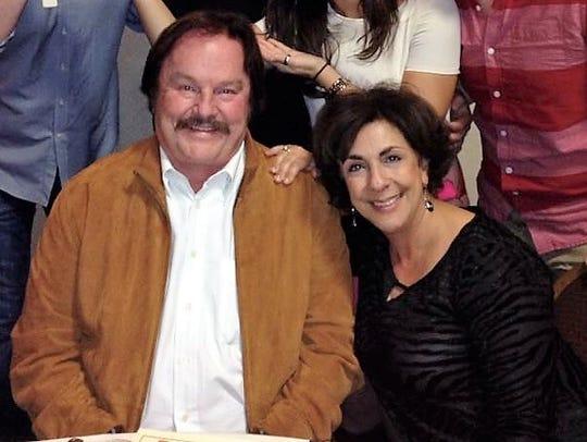 Jim and Penny McGehee were at the Mandalay Bay hotel