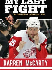 Darren McCarty told his story with Kevin Allen.