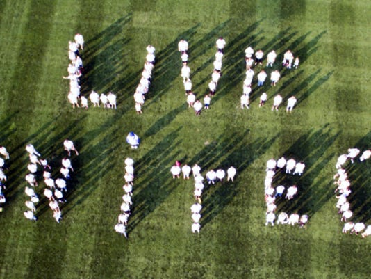 The United Way campaign kicked off earlier this month at Santander Stadium. The fundraising effort will continue through the first week in December.
