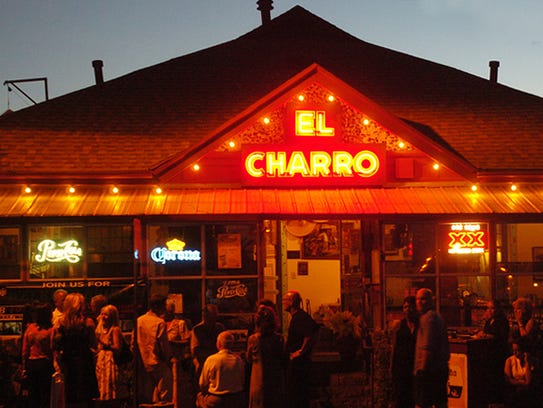 El Charro Cafe in Tucson is a popular place for downtown