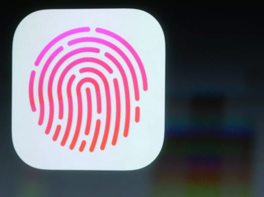 Apple fingerprint