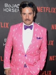 """Paul F. Tompkins attends a special screening of Netflix's """"BoJack Horseman,"""" at the Arclight Cinema in Hollywood, California in July 2016."""