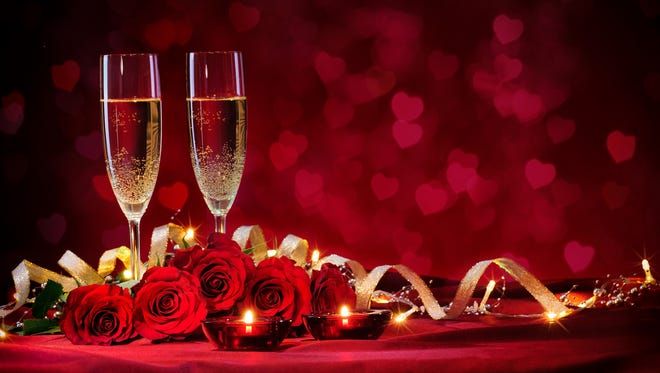 Valentine's Day is right around the corner.