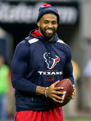 Arian Foster could return this week, which would be a boost for the Texans and fantasy owners.