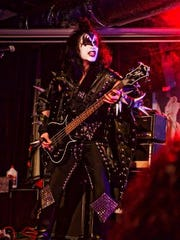 Rock and Roll Over, a KISS tribute band, will be in