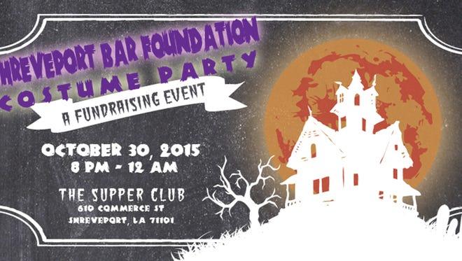 Shreveport Bar Association Costume Party