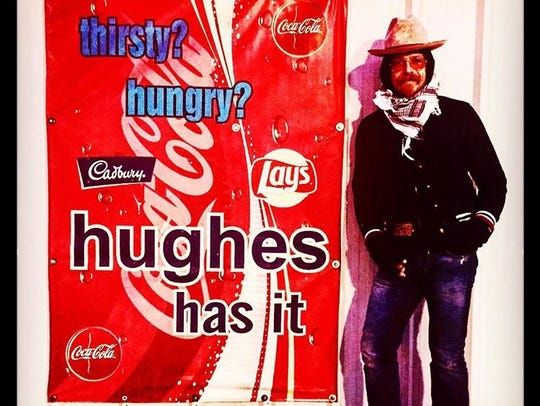 Jesse Hughes is a Palm Desert High School graduate