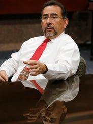 Judge Robert S. Anchondo discusses the El Paso DWI