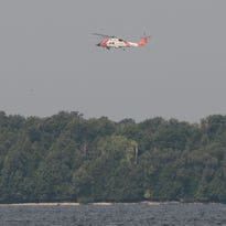 Coast Guard suspends search for missing kayaker in Door County