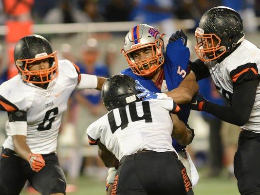 High School Football: Cocoa vs. The Bolles School