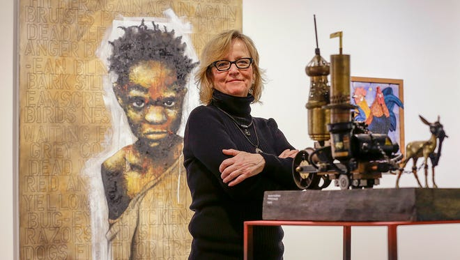"Local artist Susan Brewer, of 10th West Gallery, will host ""Collectors' Night,"" an event aimed to connect art collectors with great local art they can purchase. 10th West Gallery is located in the Stutz Building at 1060 N Capitol Ave."