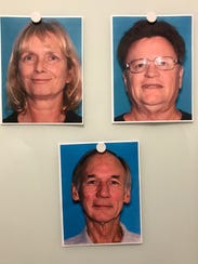 The three found dead in St. Lucie County Feb. 28, 2018,