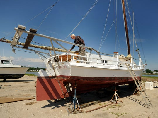 Historic skipjack for sale online