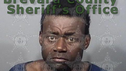 Tony Story, 42, of Cocoa was arrested after police say he taped an old photo to an ex-girlfriend's door and set the photo on fire.
