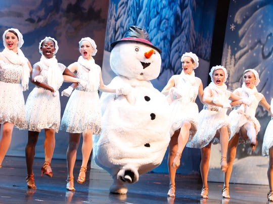 """Broadway Christmas Wonderland"" comes to The Playhouse on Rodney Square in Wilmington Friday Nov. 25 to 27."