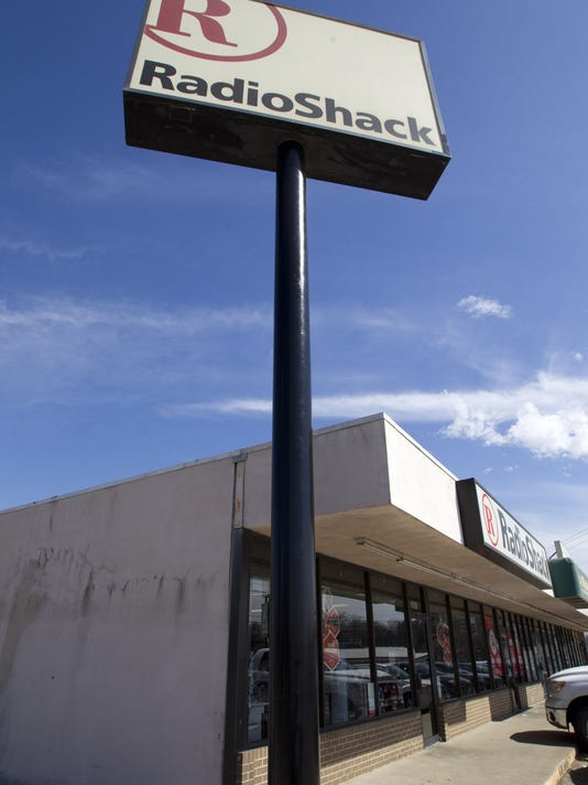 RadioShack earnings