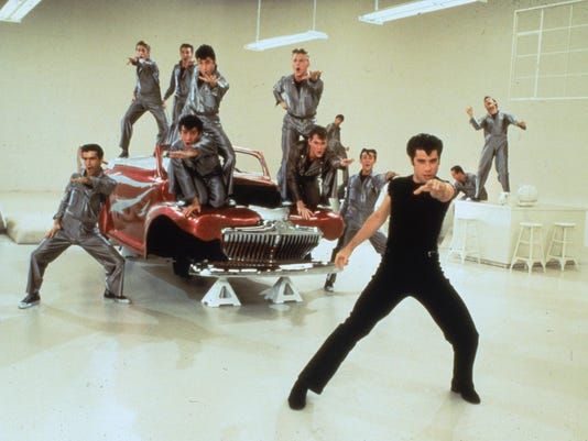 XXX GREASE A