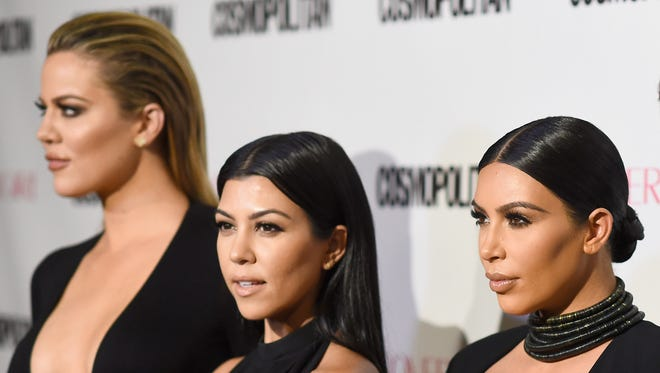 """""""Keeping up the with Kardashians"""" is one of Arizona's favorite TV shows."""